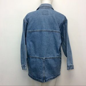 Levi's Jackets & Coats - Vintage Levis Denim Jean Jacket Oversized Coat